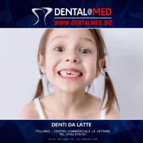 dentatura dei bambini